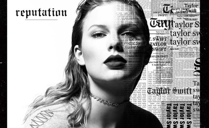 Taylor Swift releases 'Reputation' in November