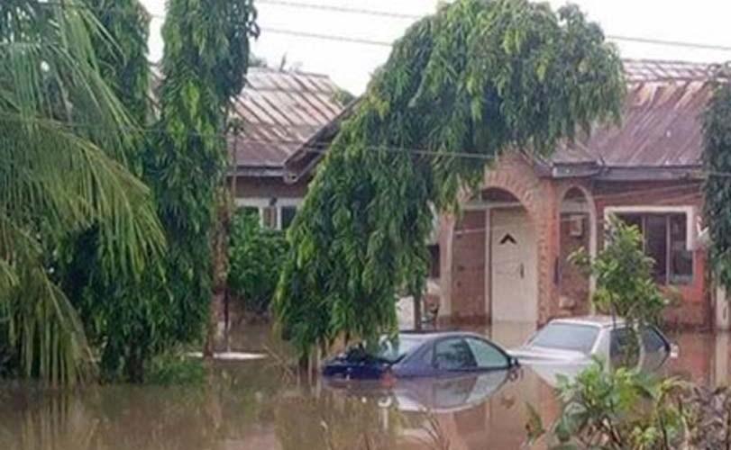 110,000 people displaced in Benue floods