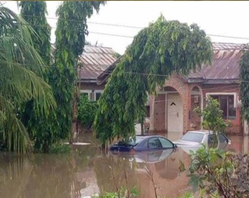 110,000 people displaced in Benue floods
