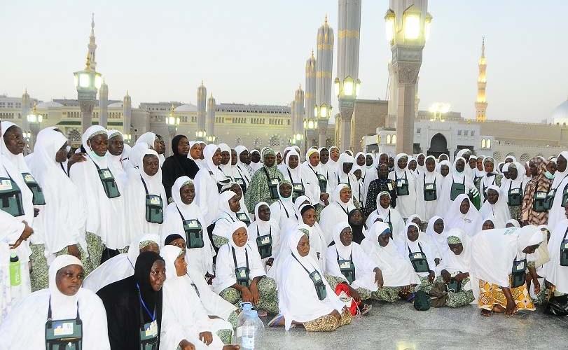 More than 81,000 Nigerian Pilgrims in Saudi Arabia for Hajj