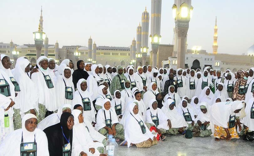 More than 81,000 Nigerian Pilgrims in Saudi Arabia for Hajj