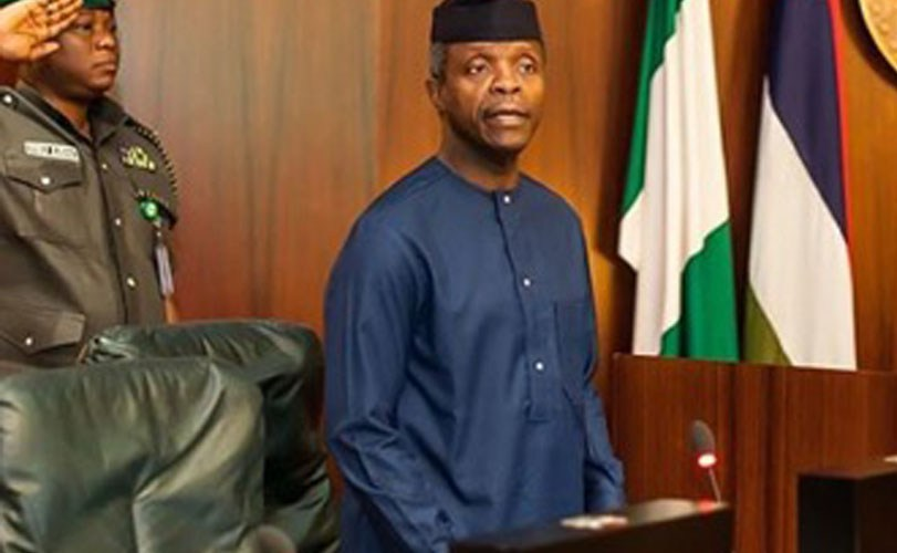 Osinbajo decries hate speech