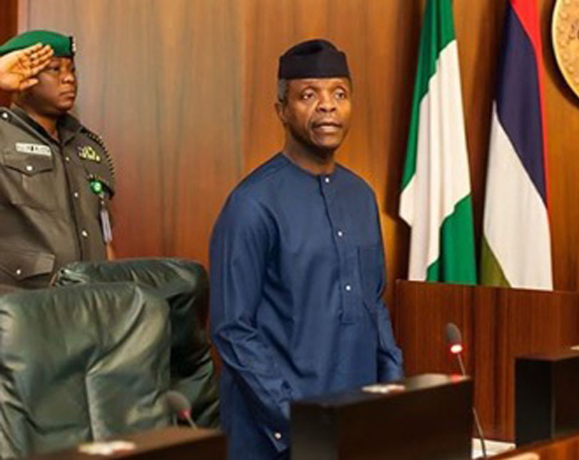 Osinbajo presides over extended NEC meeting