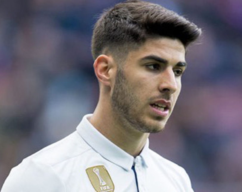 Zidane told me apart from Messi, I'm the best left footer – Asensio