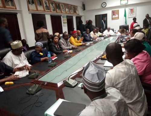 Asuu Strike Meeting