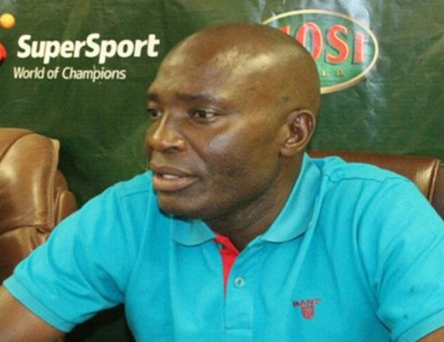 Coach Nyirenda