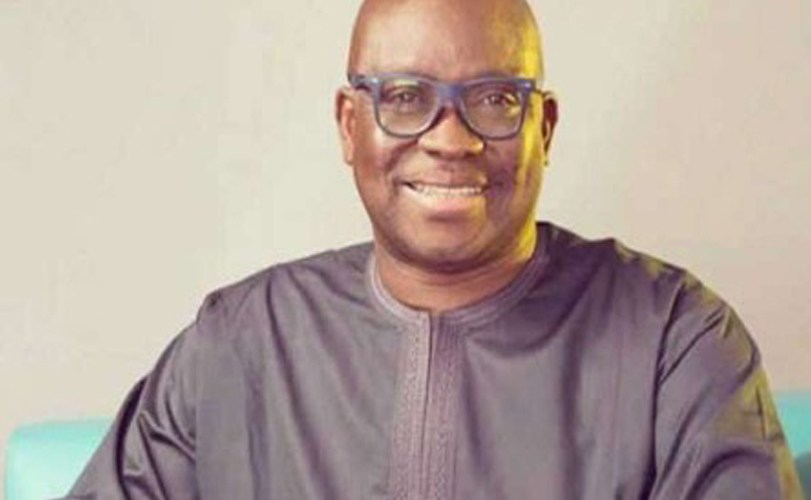 Fayose Reacts To Saraki's Defection From APC To PDP