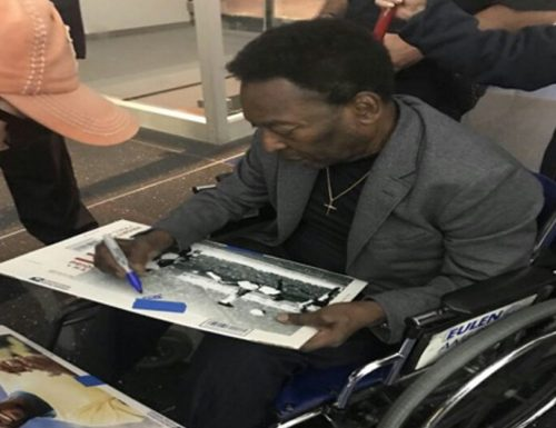 Football Legend Pele