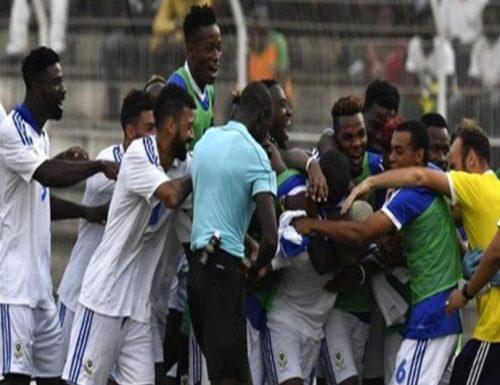 Gabon stun Ivory Coast in Abidjan