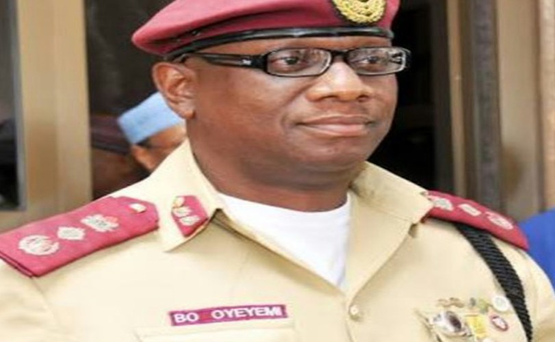 Stay out of politics, FRSC boss Boboye warns personnel
