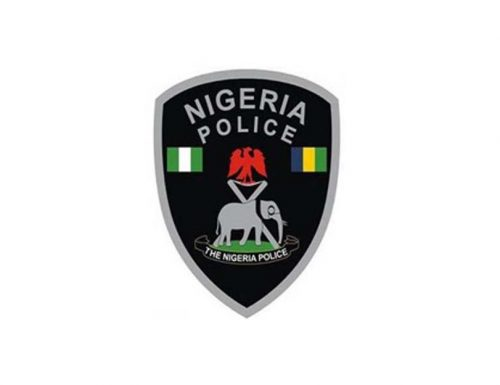 Nigeria Police officer