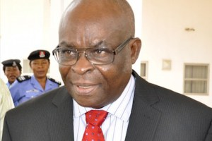 Police Seal Off CJN Onnoghen's Office, Eject Administrative Staff
