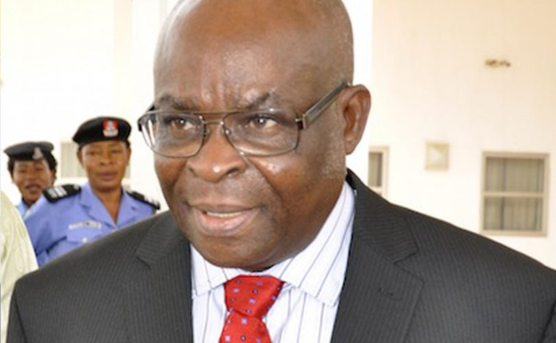 Onnoghen swears-in Kafarati as Acting CJ of the Federal High Court