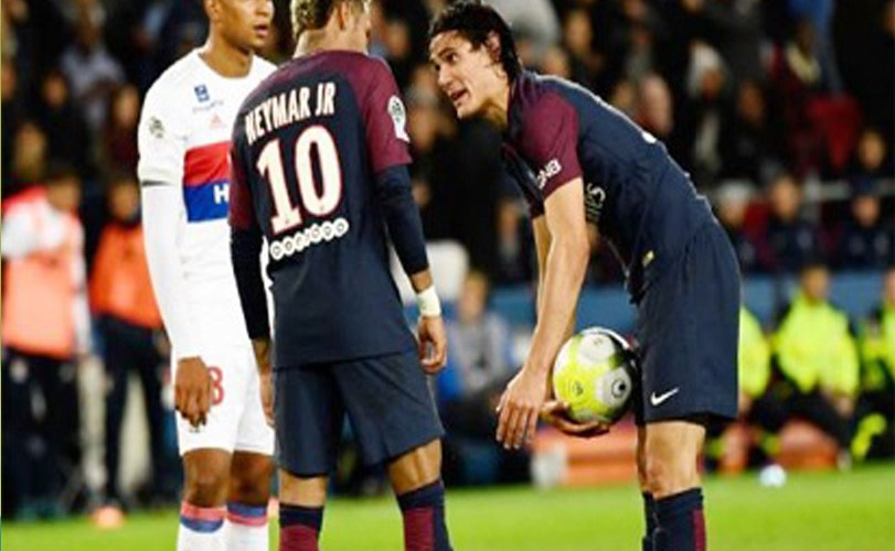 PSG Coach says Neymar is fit to face Bayern, downplays Penalty row.