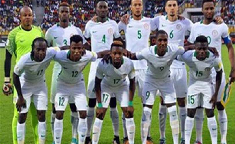 NFF pays Eagles full bonus in preparation towards Zambia clash