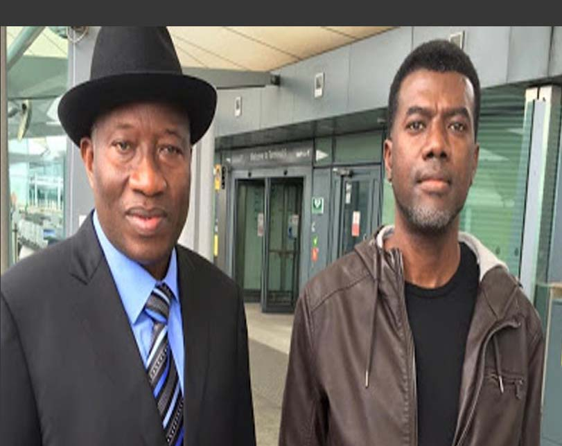 Reno Omokri shares 2012 photo of ex-president Goodluck Jonathan visiting flood Victims