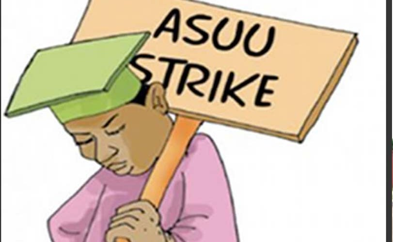 Academic Staff Union of Nigerian Universities, ASUU suspends strike