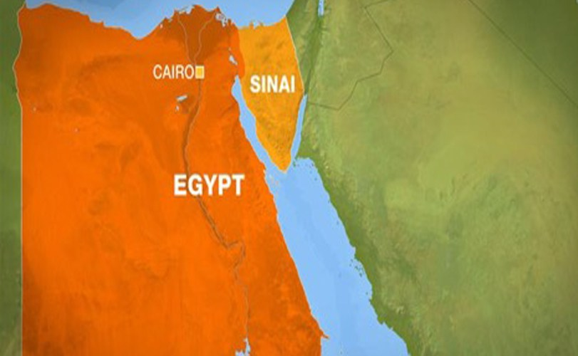 Deadly attack hits Egypt's Sinai Peninsula