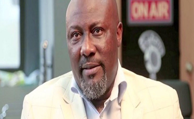 Senator Dino Melaye 'Technically Defects' To PDP, Changes Seat Position