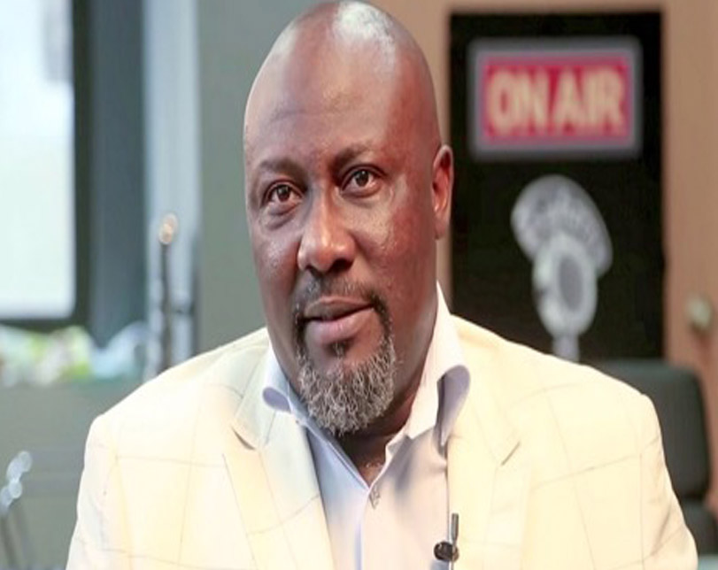 Watch Videos Of Senator Dino Melaye Preaching To CAN Leaders