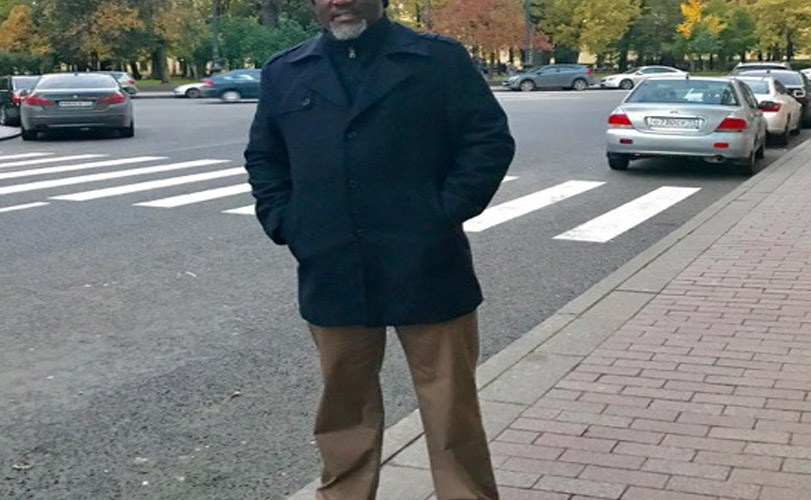 Photo: Dino Melaye expresses excitement as he meets President of Russia