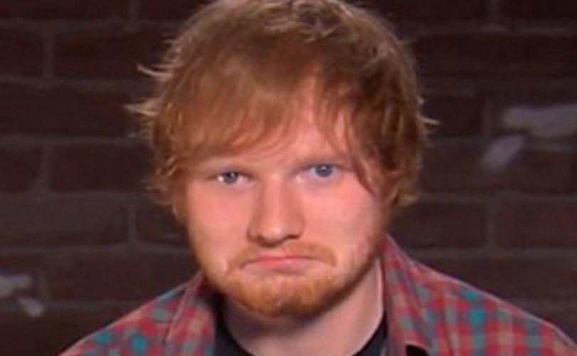 Ed Sheeran postpones world tour after injuring both arms in bike accident
