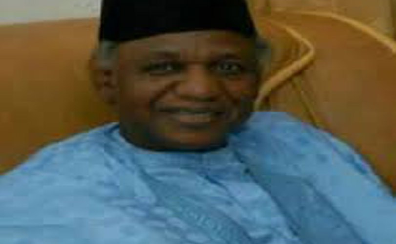 Former governor of Gombe State, Abubakar Hashidu is dead