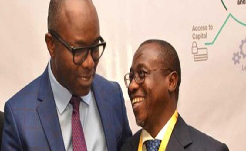 PHOTOS: Kachikwu, Baru put differences aside at Economic Summit