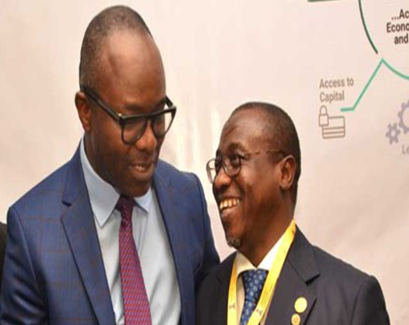 PHOTOS: Kachikwu, Baru put differences aside at Economic Summit
