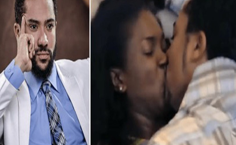 No more kissing for me – Majid Michel