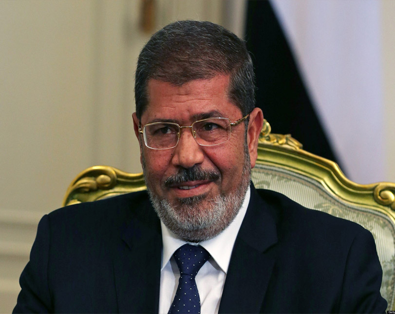 Morsi's son bags 3-year jail term over knife possession