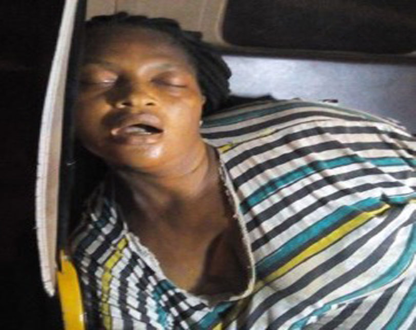 Naked wire on the road electrocutes widow in Ebonyi