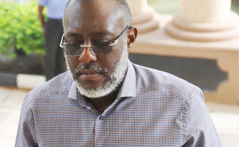 Judge rejects defence lawyer's request to withdraw after Metuh's fall