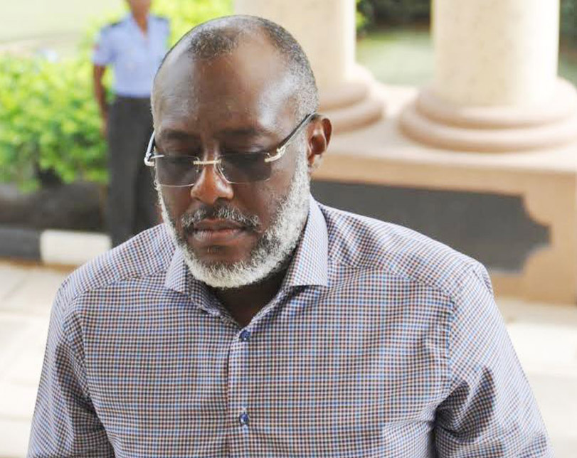 Metuh's Lawyer Returns To Court 24Hours After Withdrawal From Case