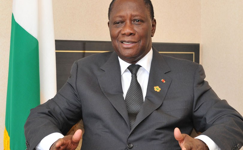 President of Ivory Coast commends President Buhari for pulling Nigeria out of Recession..