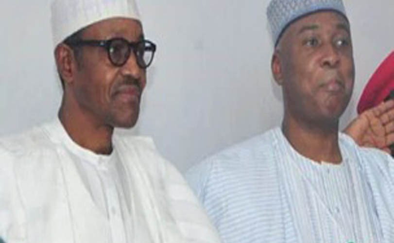 Buhari Gives IG of Police Approval To Arrest Saraki