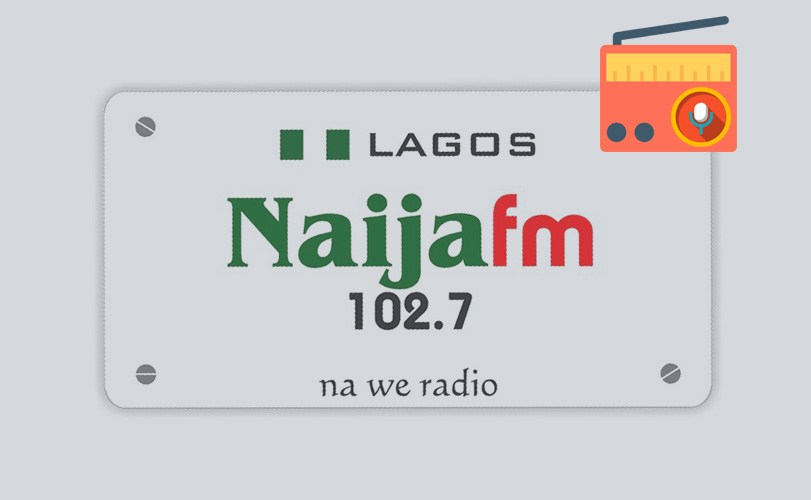 102.7 NAIJA FM Lagos