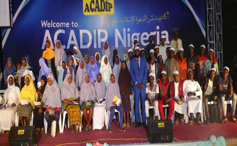Video: 82 Christians Convert To Islam In Modakeke Osun State