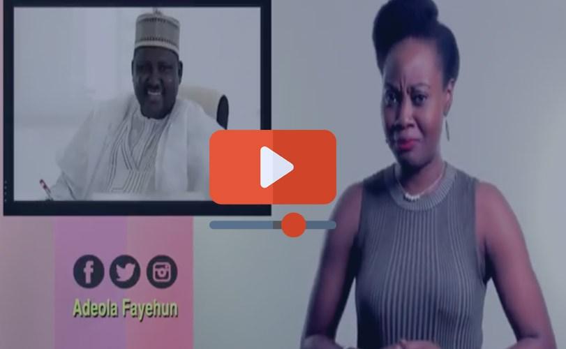 Maina – Buhari Scandal; Liberian Election; Namibia Becomes Visa Free : Adeola's Show