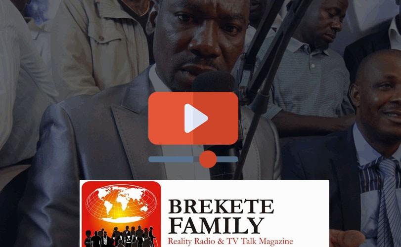 Brekete Family Programme for 7th November, 2017.