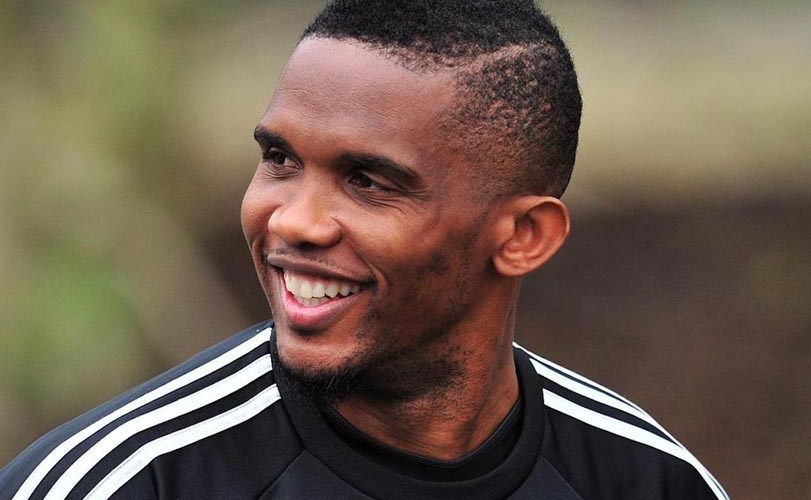 Samuel Eto'o denies paying flight tickets to airlifts several Cameroonians back to the country