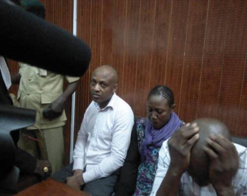 Billionaire Kidnapper Evans Complains About Lack and Food And Water In Prison