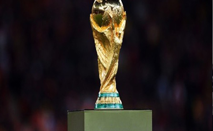 FIFA World Cup Trophy to arrive Nigeria March 3