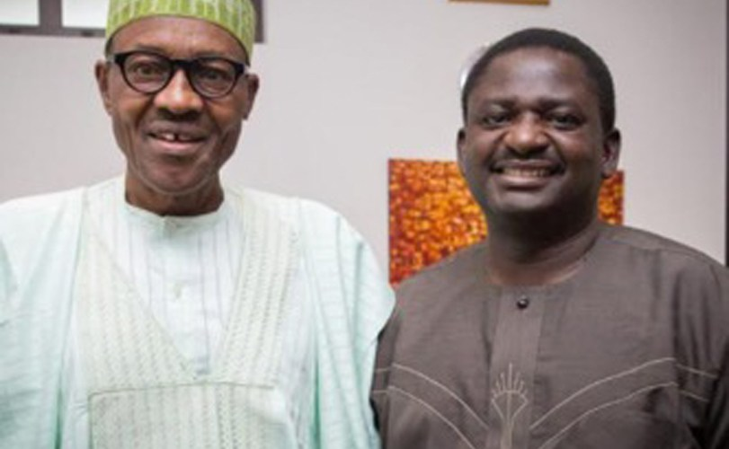 The President was not aware of a document titled '100 things Buhari will do in 100 days' – Femi Adeshina