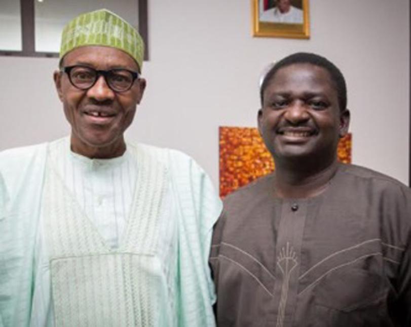 """President Buhari has been depressed and crestfallen about all the killings happening"" Femi Adesina"