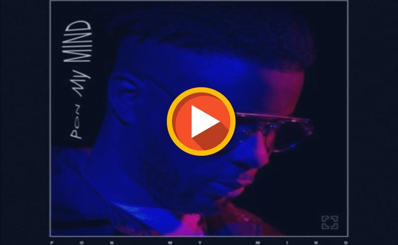 Maleek Berry – Pon My Mind (Audio Visual)