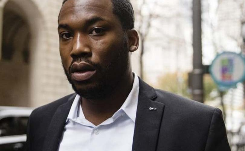 Meek Mill cooks food, washes dishes and cleans the cell block in Prison for 19 cents per hour.