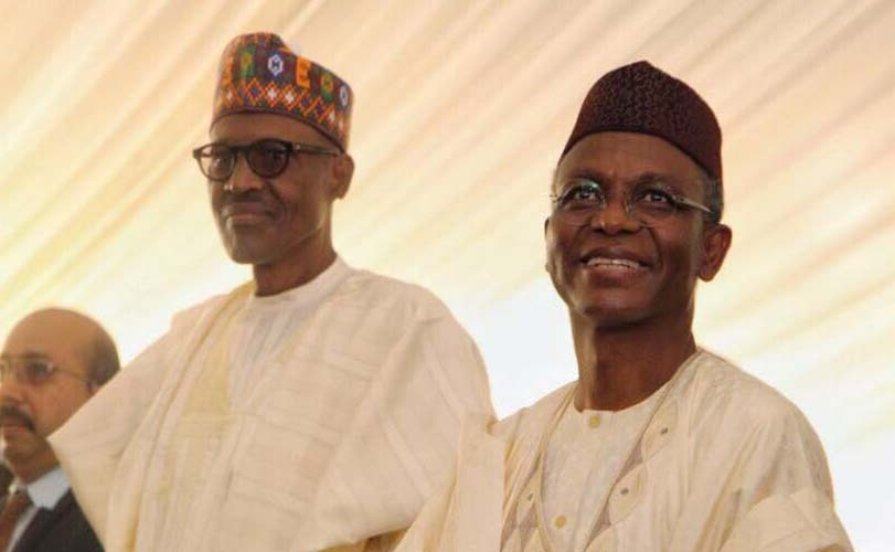 Buhari backs El-Rufai's school reform plans, condemns incompetent teachers