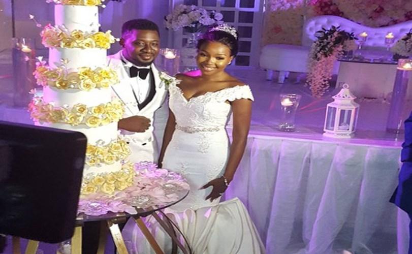 Photos from Actor Daniel K. Daniel's white wedding in Lagos