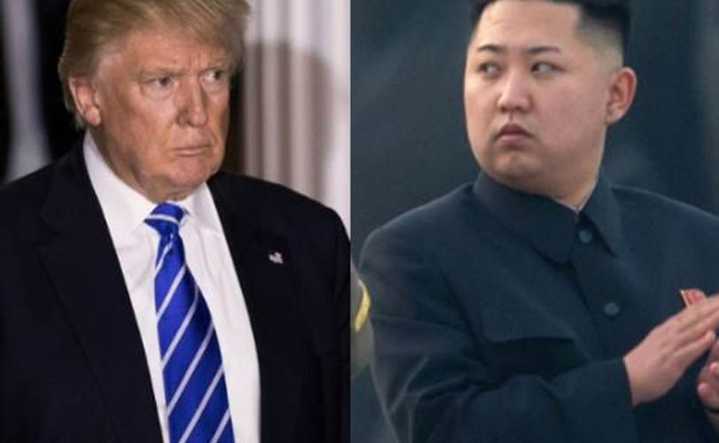 President Donald Trump puts North Korea on the list of state sponsors of terrorism